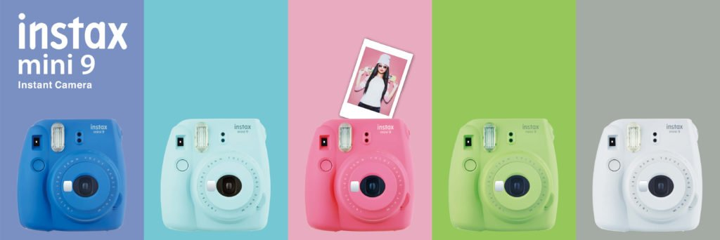 Instax Mini All Colors