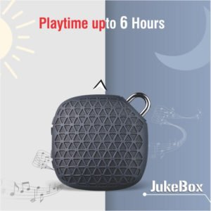 Pebble Jukebox Bluetooth Speaker