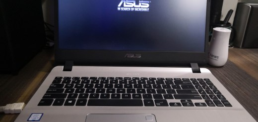Asus Vivobook X507U