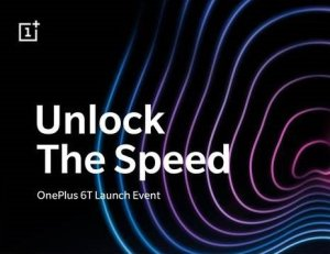 Oneplus 6T Launch Event Invite