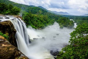 Athirampalli falls