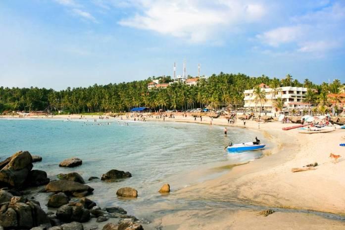 Kovalam-beach