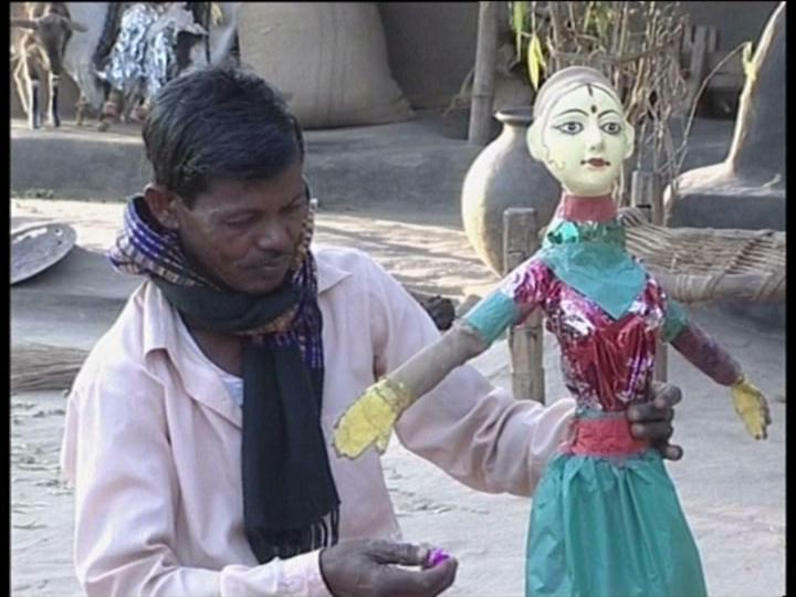A Tale of Tribal Puppetry: Adivasi Putulkatha, a documentary