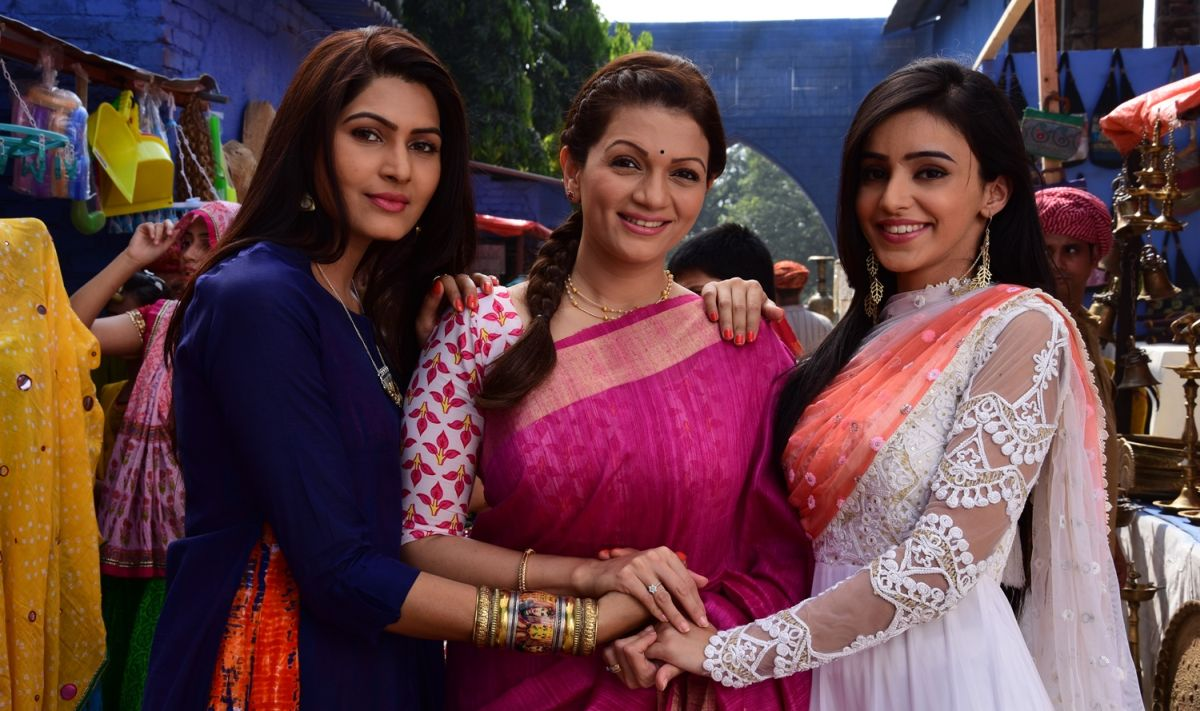 Ek Shringaar Swabhimaan Serial on Colors TV from 19th December 2016