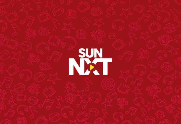 sun nxt app - digital platform from sun tv network for live tv, serials and movies online