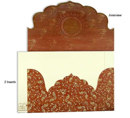 Hindu invitations
