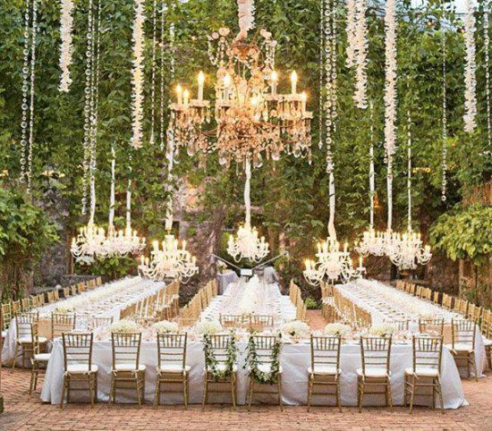 Garden Themed Wedding: Garden Wedding Ideas