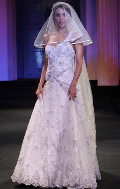 Beautiful Christian Bride - IndianWeddingCards