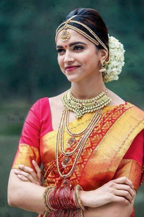Beautiful South-Indian Bride- IndianWeddingCards