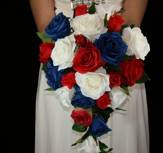 USA Patriotic Theme Patriotic Bouquet