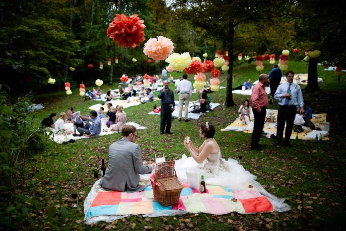 Picnic Inspired Wedding Ideas - IndianWeddingCards