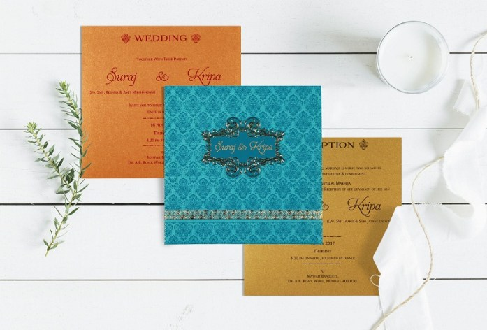 New Arrivals wedding invitations CD-1729