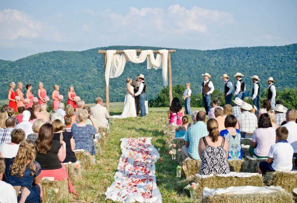 natural beauty - wedding