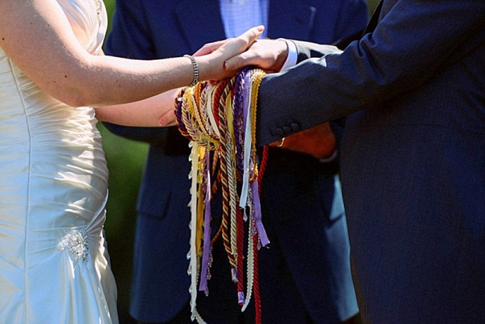 Tying the knot Culture