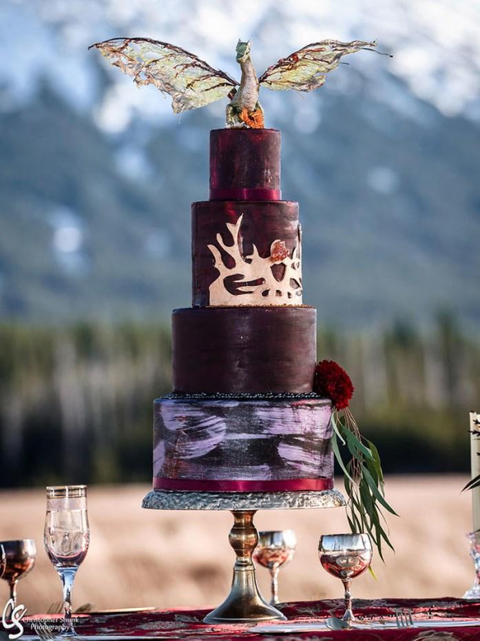 Got wedding cake