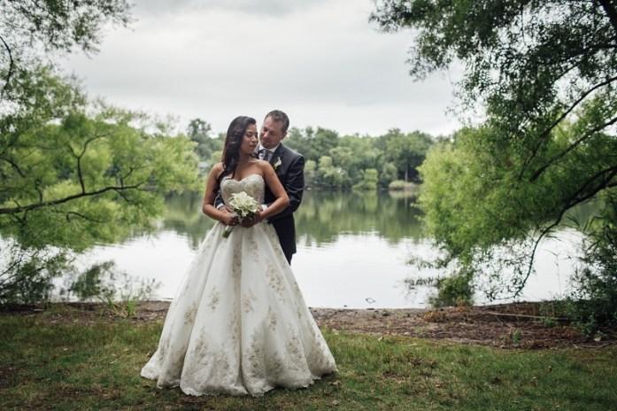 Glastonbury wedding dress