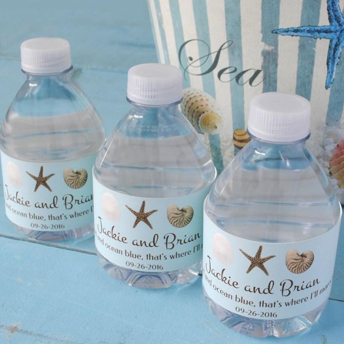 Water bottles-IndianWeddingCards