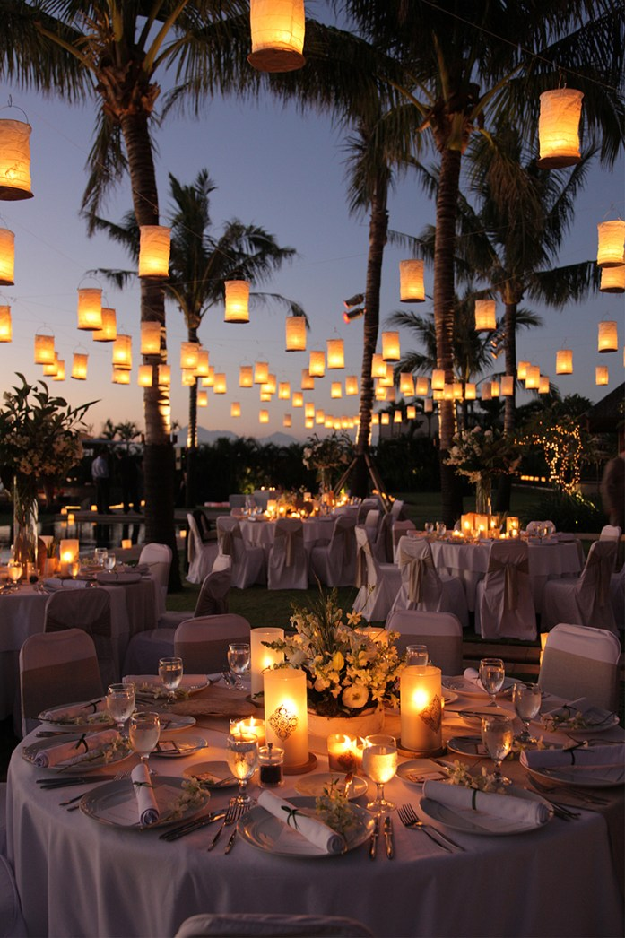 Disney Inspired lanters -Disney wedding inspirations
