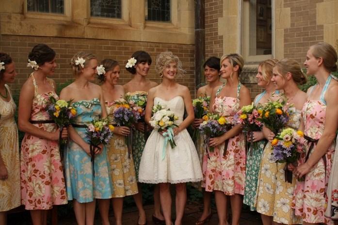 floral-bridesmaid-dresses