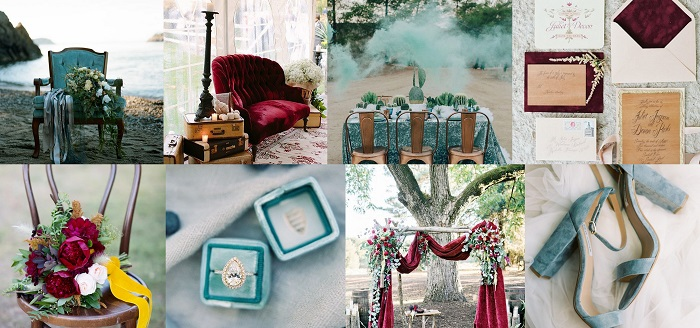 velevet wedding