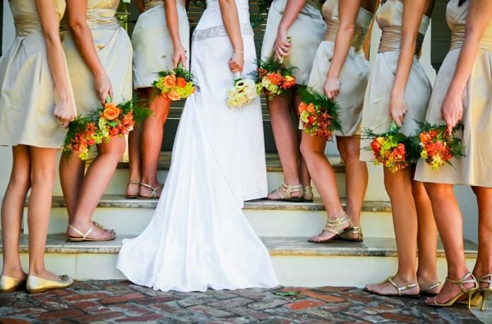 Meghan markle wedding bridemaids