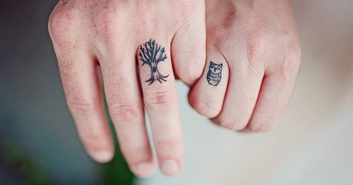Get Inked: Your Wedding Ring Tattoo With our Amazing Tattoo Ideas!