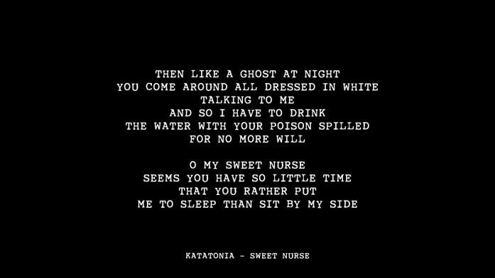 Katatonia---Sweet-Nurse-Metal-wedding-songs-IndianWeddingCards