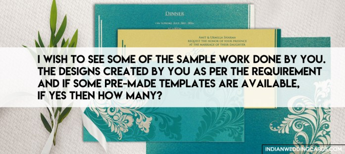 Questions You Should Ask Your Wedding Stationery DesignerVendor-1