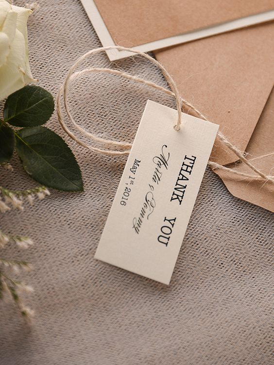 Be Green, Go Green - Wedding Favors - IndianWeddingCards