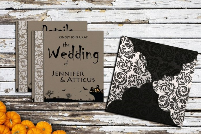 designer wedding invitations
