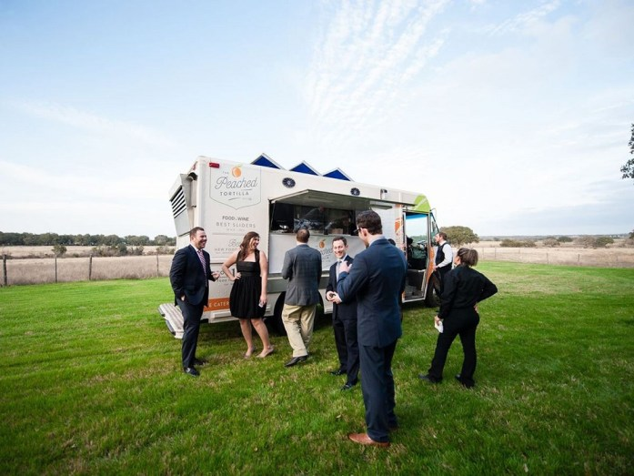 Food truck to make your guest go awestruck