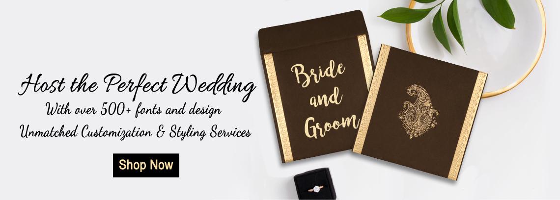 Online Wedding Invitations store IndianWeddingCards