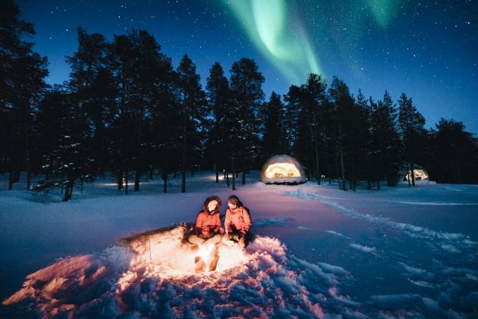 Adventure in Lapland