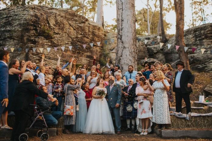 Australian Bush Wedding