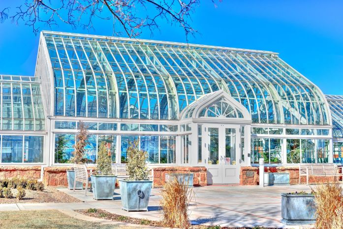 Ed Lycan Conservatory