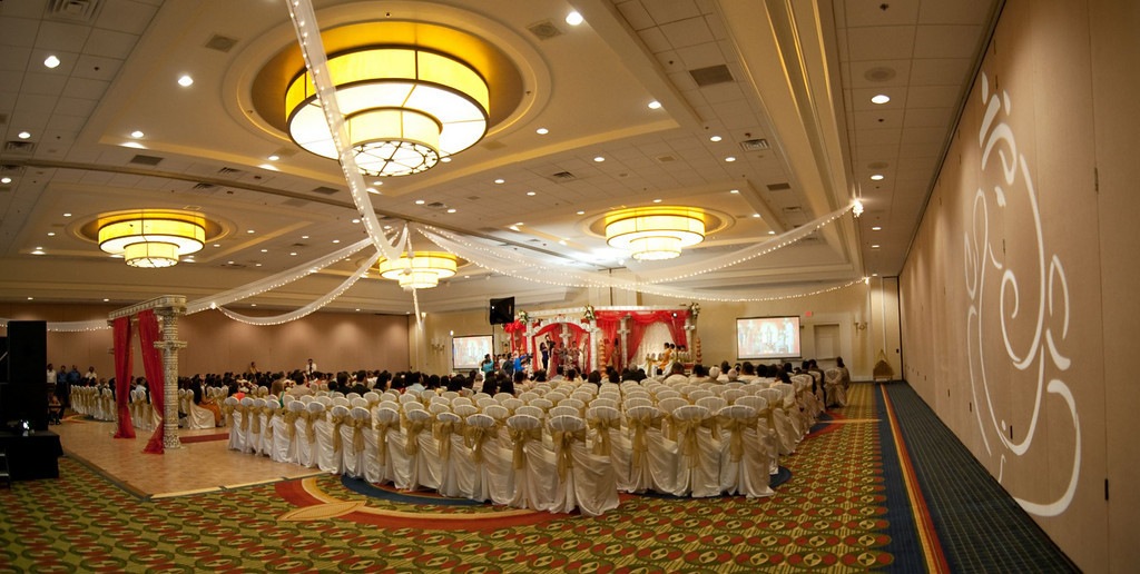 Marriott Hanover New Jersey Indian Wedding Halls