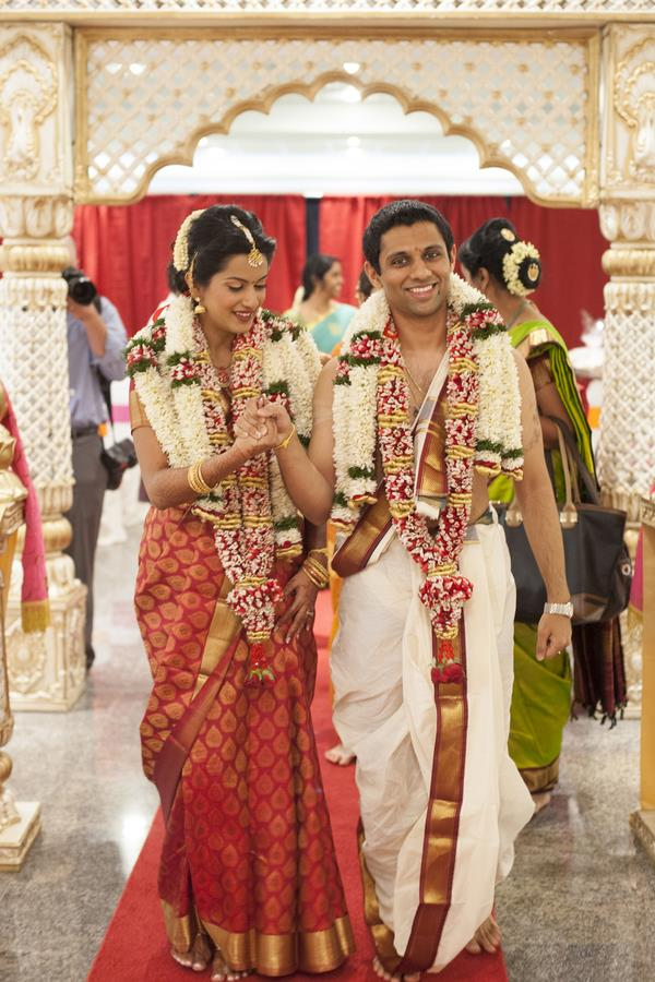 South Indian Wedding Photographed by Studio A Images