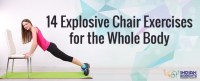 14 Unique Chair Exercises for the Whole Body