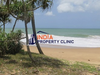 Large Beach Land For Sale In Tangalle India Property