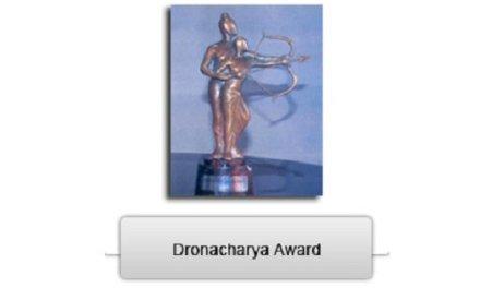 Dronacharya Award Winners since 1985
