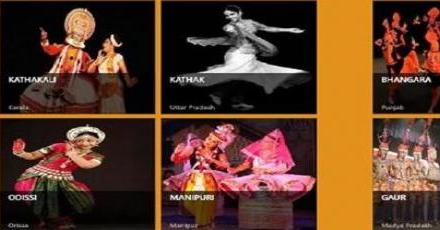 Famous Dances of Different Indian States