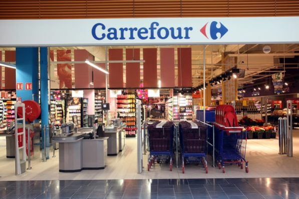 Carrefour plays catch-up with non-food website deal