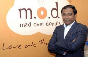 Tarak Bhattacharya, COO, Mad Over Donuts