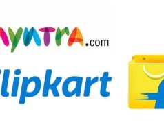Myntra+flipkart