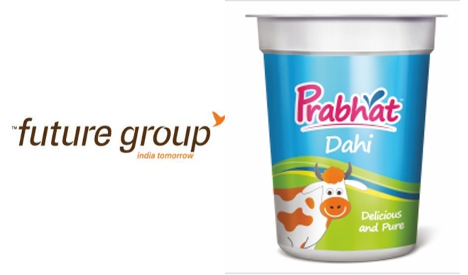 Prabhat Dairy ties up with Future Group