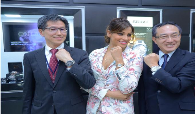 Seiko Premier Boutique opens in DLF Mall of India