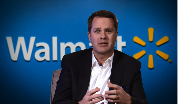 Walmart CEO pay rises slightly to .8 million