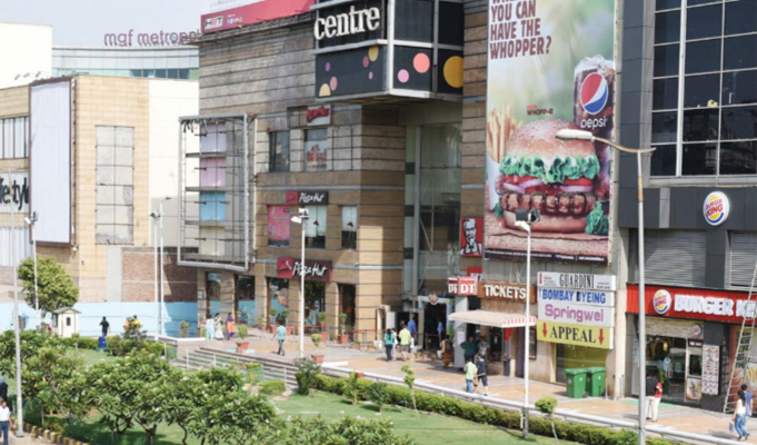 The epicenters of fashion retail in India