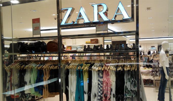 Zara leases 50,000 sq ft retail space in Mumbai