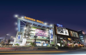 Garuda Mall: Iconic retail destination
